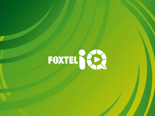 portfolio thumbnail for Foxtel iQ website